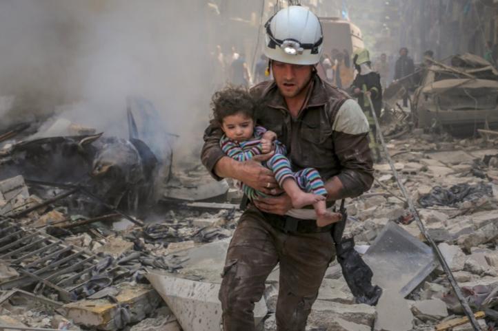 Documental basado en la labor que realizan rescatistas en Siria obtiene un Óscar