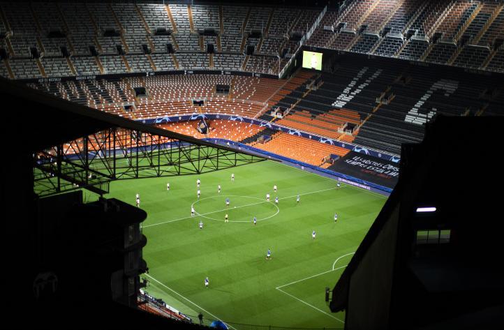 Gobierno español decreta jugar a puerta cerrada los eventos deportivos