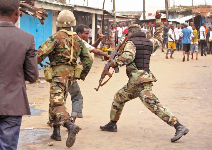 Retorna la calma a capital de Liberia
