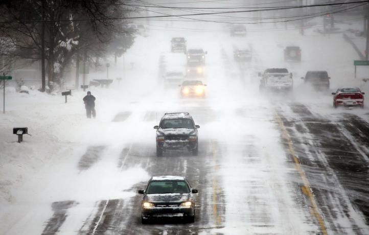 La peor ola de frío en EU en 20 años afecta a más de 140 millones de personas