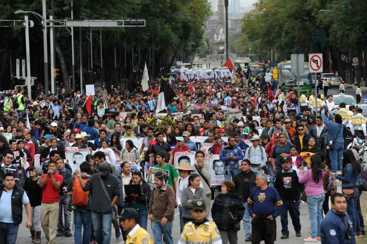A 16 meses de los hechos de Iguala