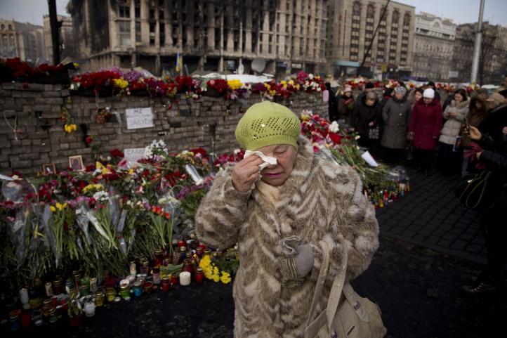 Ucrania emite orden de arresto contra el presidente destituido Yanukovich