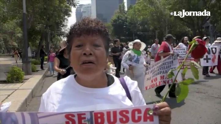 Entrevista con Margarita Santizo Martínez, cuya última voluntad fue que llevaran su cuerpo a Gobernación