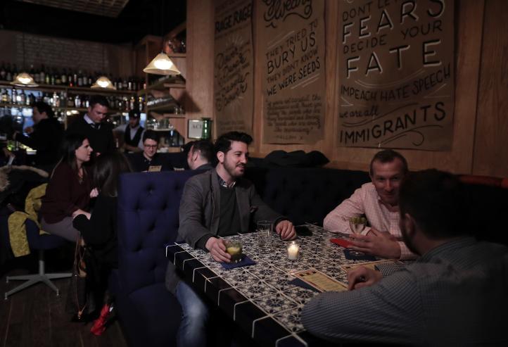 Bar anti Trump abre sus puertas en Nueva York