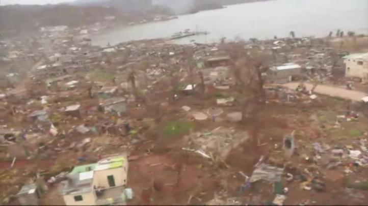 Haití recibe ayuda en medio de creciente desesperación
