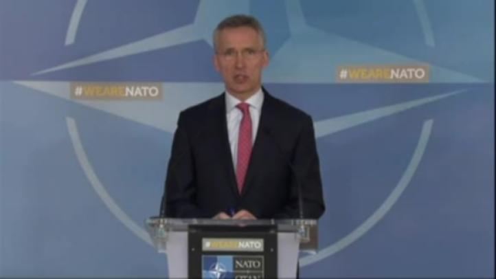 OTAN expulsa a representantes rusos