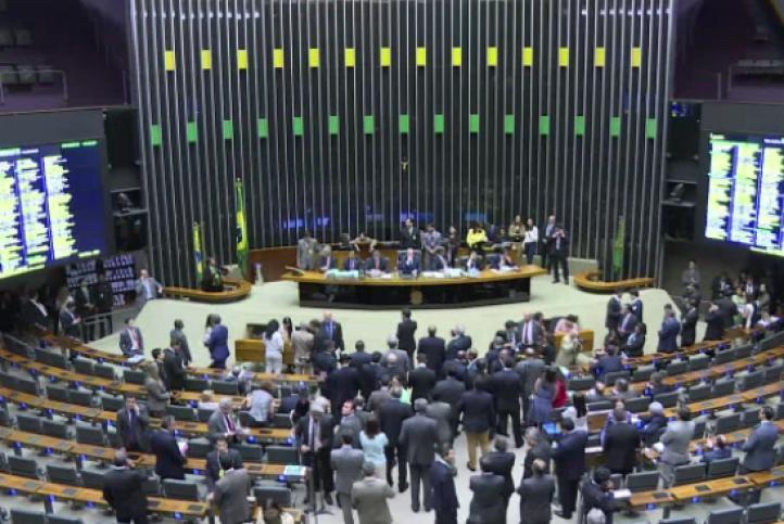 Congreso de Brasil inicia proceso de juicio político