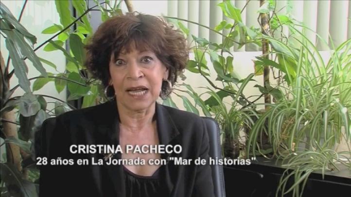 Aniversario: Cristina Pacheco