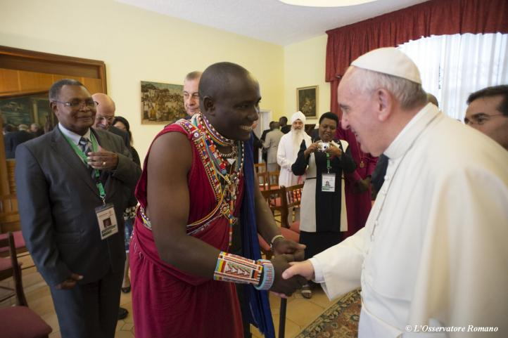 """Papa: """"El fracaso de la COP-21 sería catastrófico"""""""