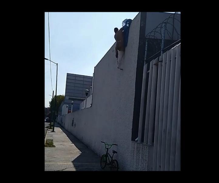 Escapa reo de una clínica del IMSS en Morelos