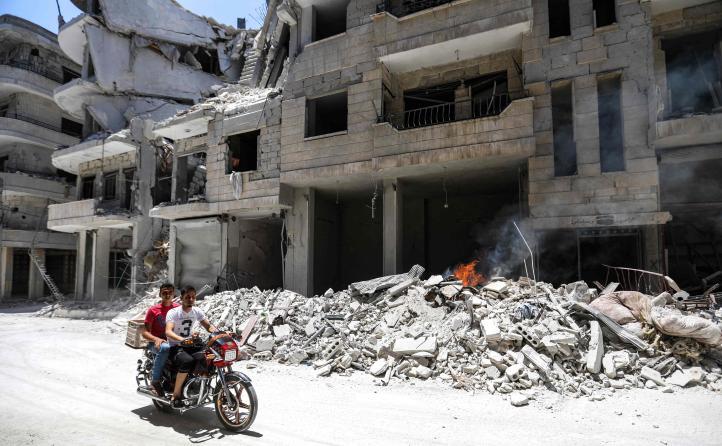 Ataque daña hospital en provincia siria de Idlib