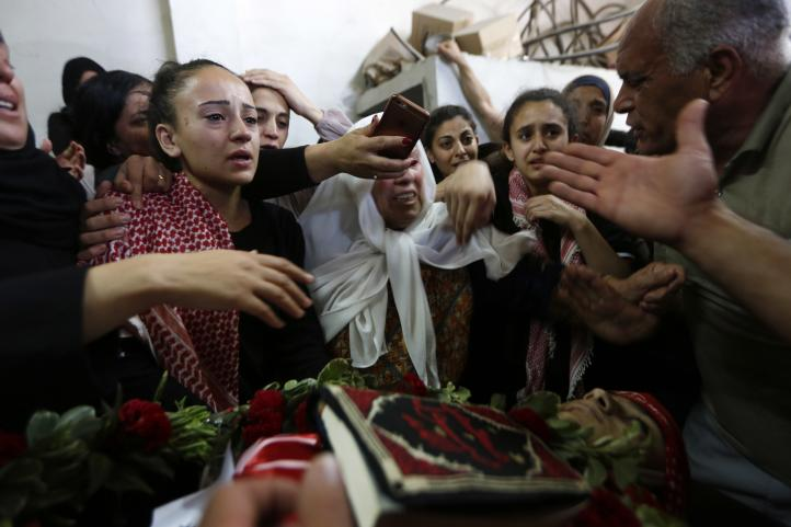 Muere adolescente palestino por fuego israelí en disturbios