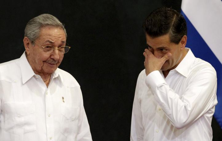 México y Cuba promoverán inversión en la isla