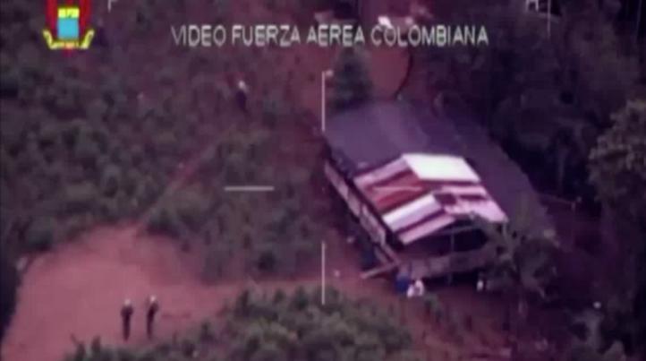 Decomisan más de cinco toneladas de cocaína en Colombia