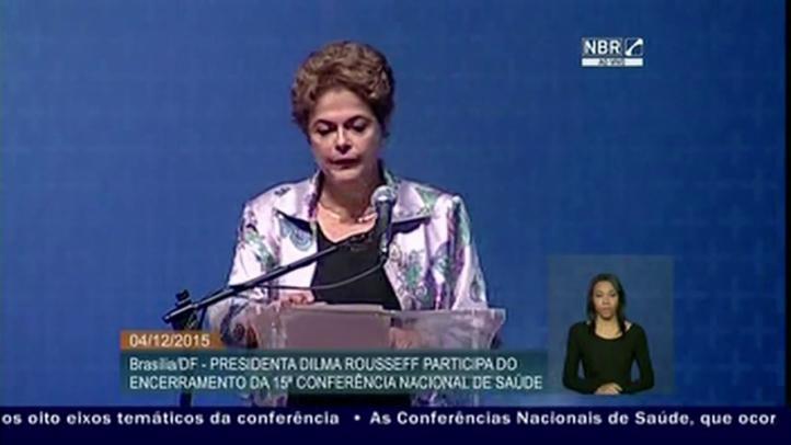 Rousseff quiere acelerar el procedimiento de impugnación