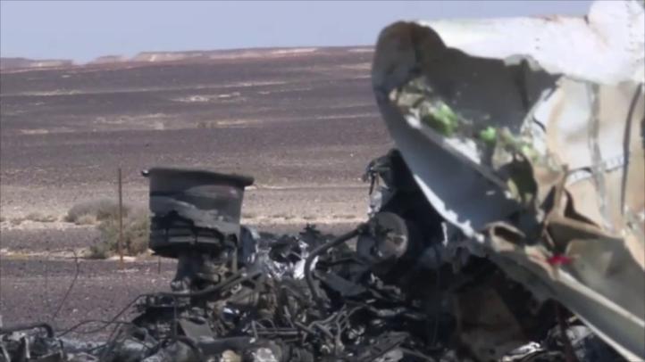 Rusia confirma que el desplome de avión de Metrojet fue un atentado