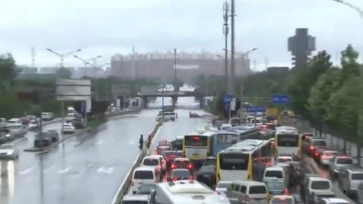 Por lo menos siete muertos por lluvias en China