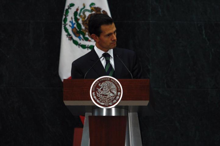 El presidente Peña Nieto se reúne con el candidato republicano Donald Trump