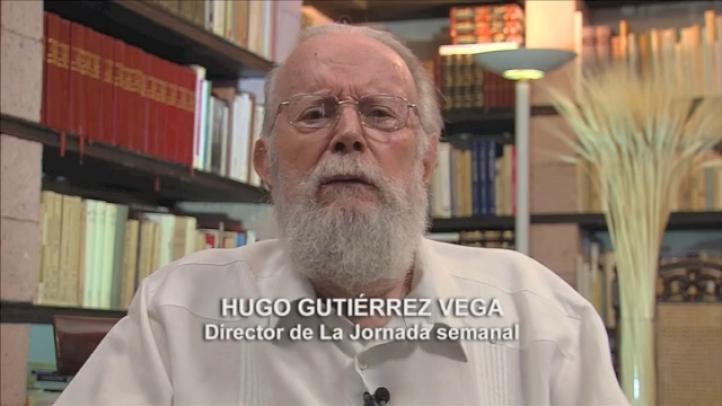 Aniversario: Hugo Gutiérrez Vega