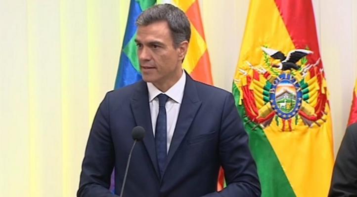 Renuncia Sánchez a convertir Valle de los Caídos en museo
