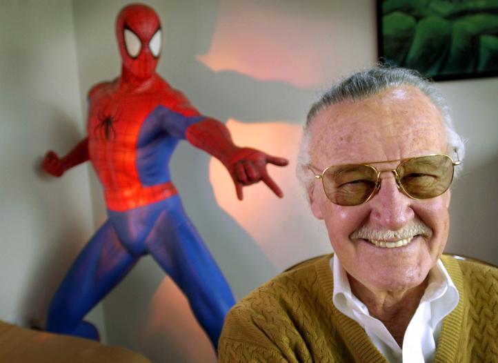 Fallece Stan Lee, el padre de los superhéroes de Marvel