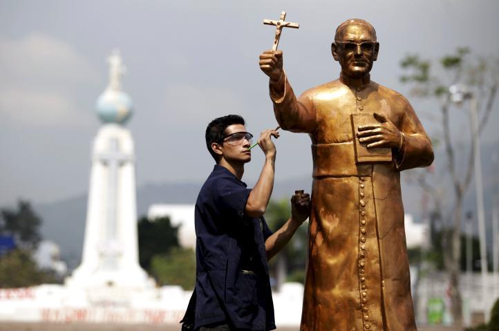 San Salvador listo para beatificacion de Romero