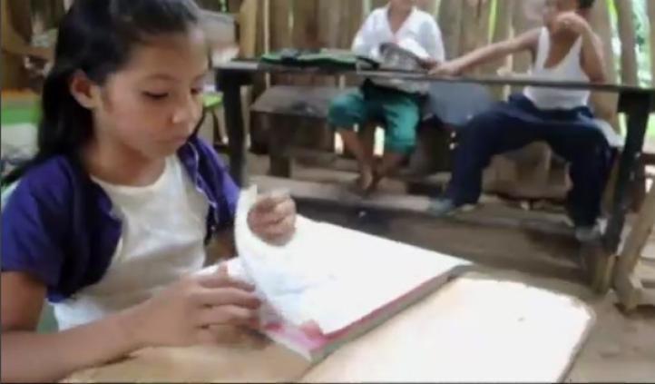Crean escuela para niños migrantes en Chiapas