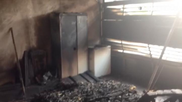 Incendian oficina de presidente del PAN en Veracruz