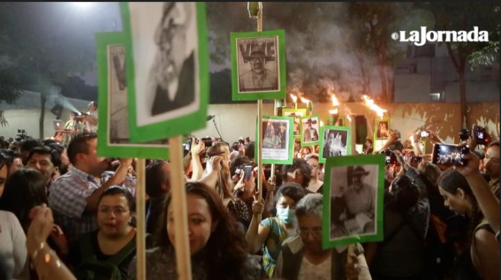 A un mes del asesinato del periodista Javier Valdez, en México y el extranjero exigen justicia