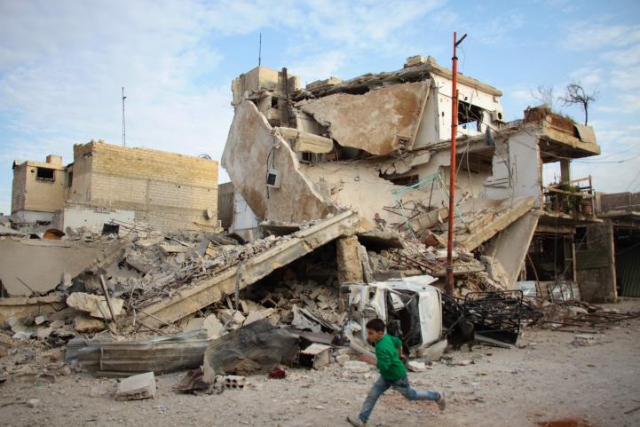 Se intensifican los ataques en Siria