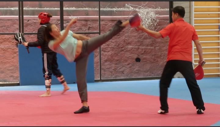 María del Rosario Espinoza va por su tercera medalla olímpica en taekwondo