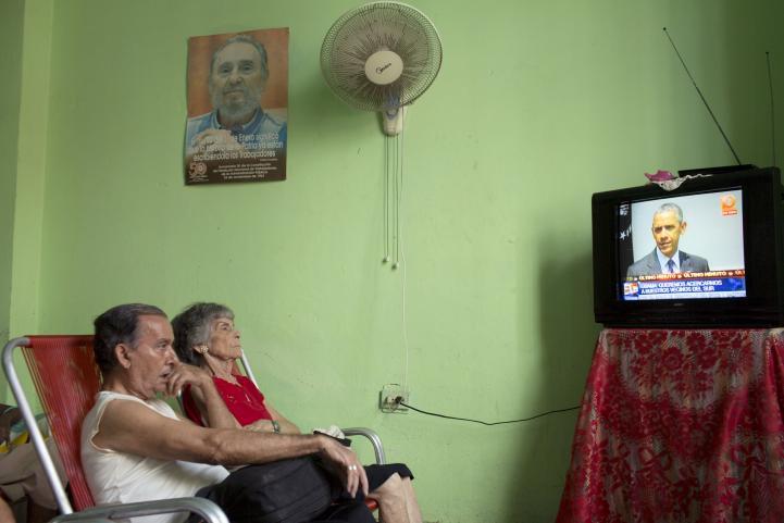 EU y Cuba reabrirán embajadas en Washington y La Habana