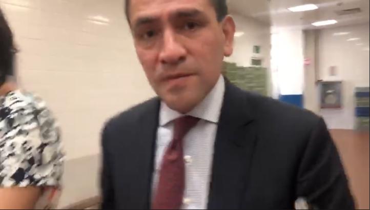 "Renuncia de Martínez corresponde a ""área administrativa"" de SHCP"
