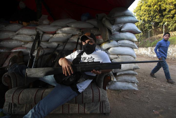 """Apatzingán, a punto de levantarse en armas"": cura local"