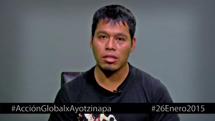 Normalistas y familiares de los 43 convocan a 8a Jornada Global por Ayotzinapa