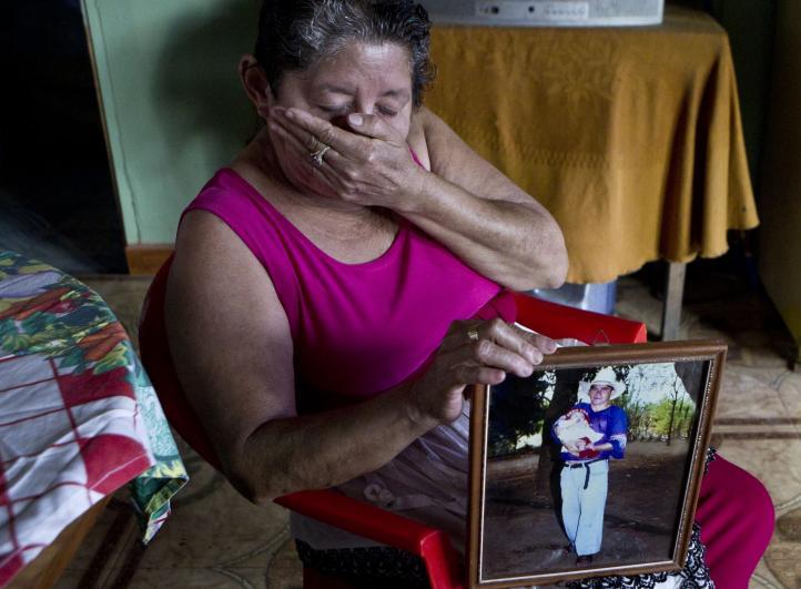 """""""Pense en quitarme la vida"""": náufrago salvadoreño"""