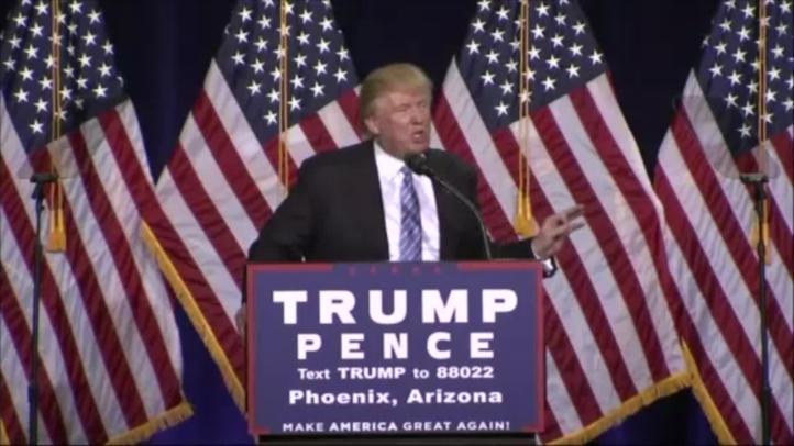 Donald Trump retoma el tono agresivo contra los migrantes