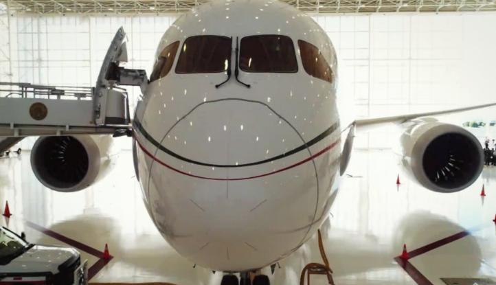 Aeronaves del gobierno federal estarán a la venta en la Famex