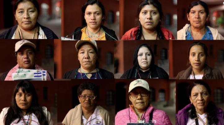 Las guerreras incansables de la Caravana de Madres de Migrantes Desaparecidos