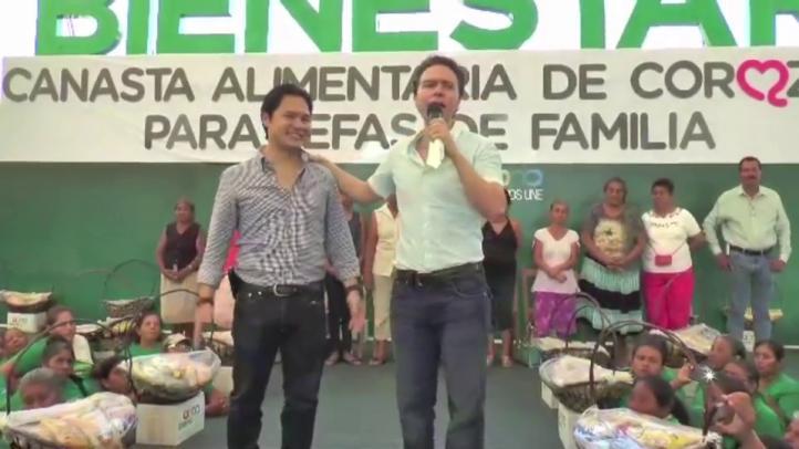 Gobernador de Chiapas se disculpa con colaborador a quien abofeteó