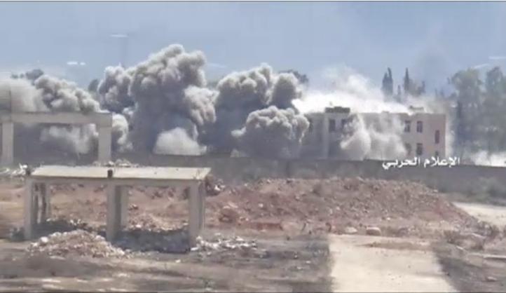 Se intensifican bombardeos en Alepo