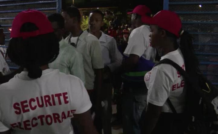 Elecciones presidenciales en Haiti