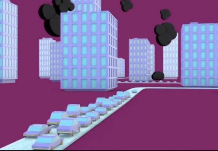Videografía: La huella de carbono y los transportes
