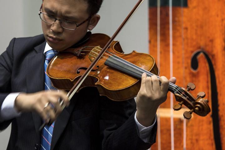Subastarán viola de Stradivarius, su precio puede superar los $45 millones de dólares.