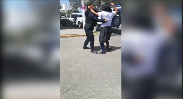 Estudiantes del CBT de Neza son detenidas ilegalmente más de 7 horas