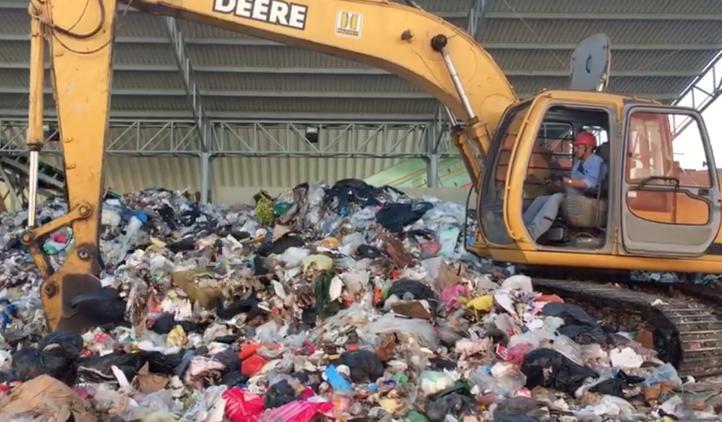 En la Ciudad de México se producen diariamente 12 mil 804 toneladas de basura