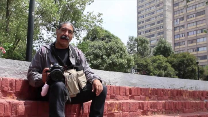 Memoria Viva. A 30 años del sismo. Testimonio gráfico de Jesús Villaseca