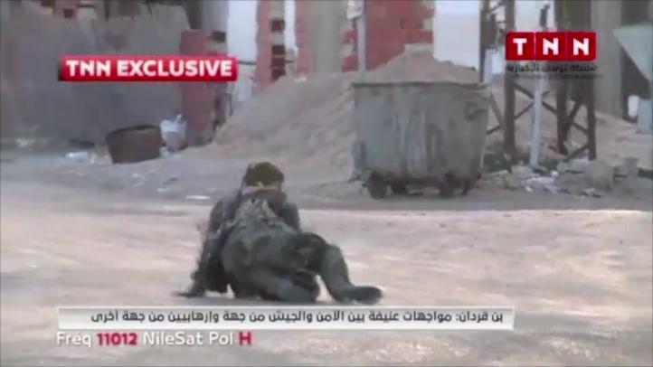 Enfrentamientos en zona fronteriza de Túnez y Libia