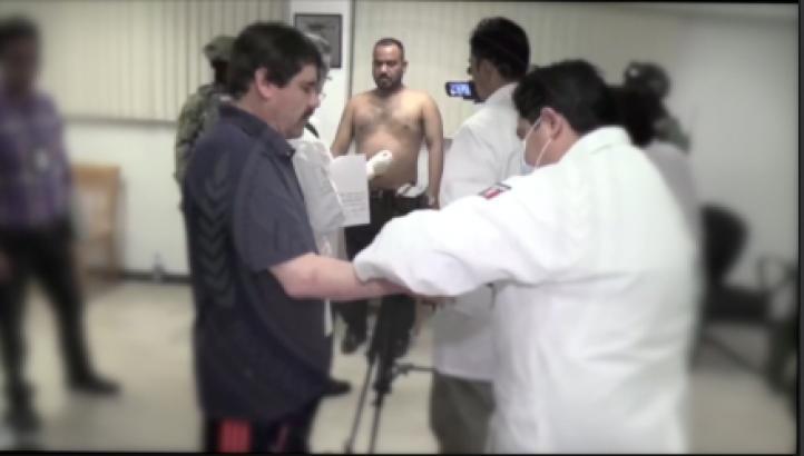 """PGR publica investigación de la captura de """" El Chapo"""""""