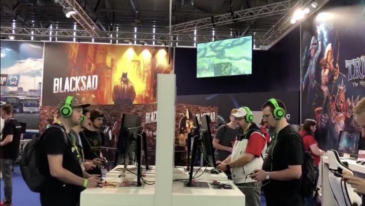 """Comienza feria de videojuegos """"gamescom"""" en Alemania"""